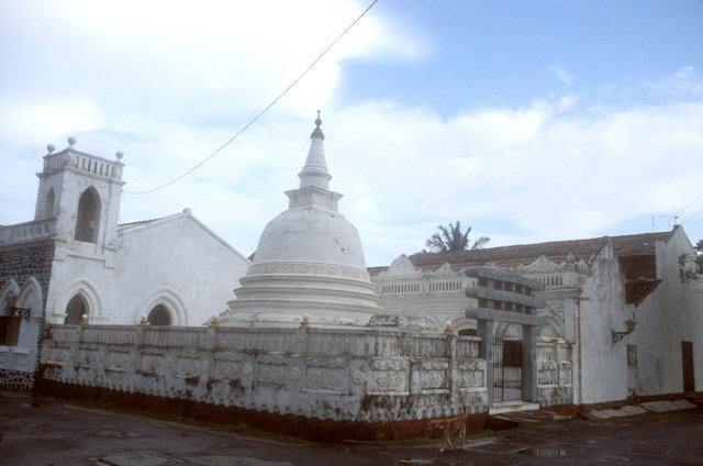 galle_buddhist temple