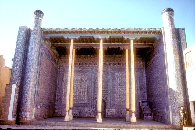 khiva_kukhna ark_summer mosque