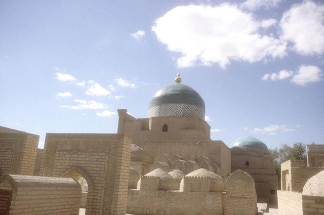 khiva_pakhlavan mahmoud mausoleum