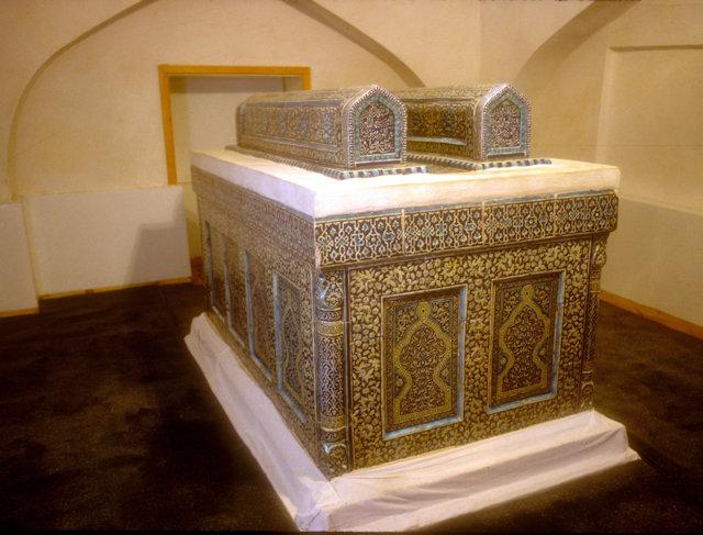 khiva_tomb of sayid allaudin