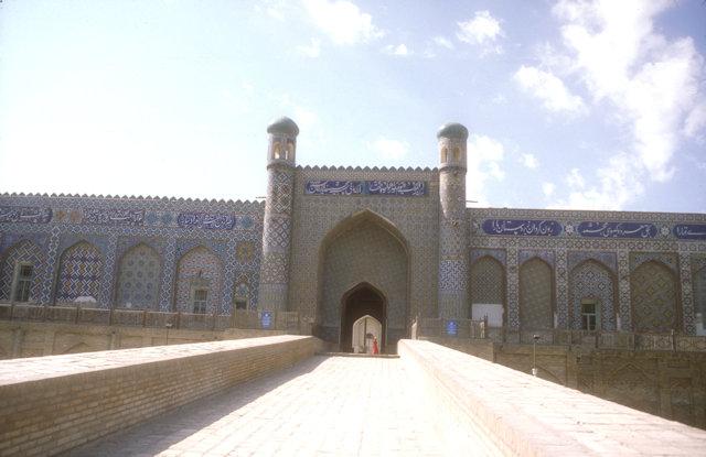 kokand_khudayar khan's palace