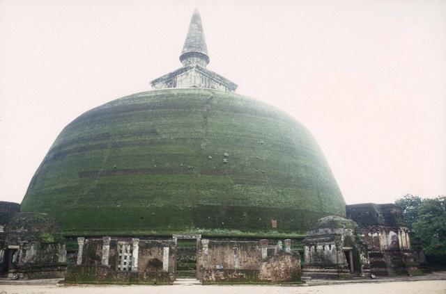 polonnaruwa_rankot vihara