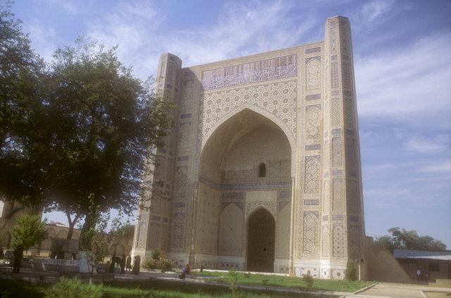 samarkand_bibi khanum mosque