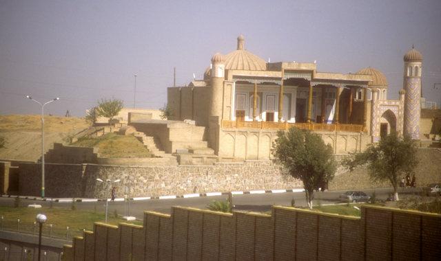 samarkand_khazret khyzr mosque