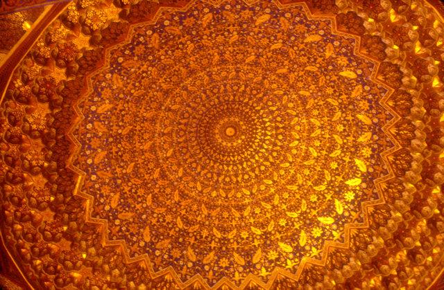 samarkand_registan ensemble_tillya kari madrassah_3