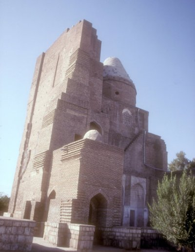 shakhrisabz_dorus siadat_jehangir's mausoleum