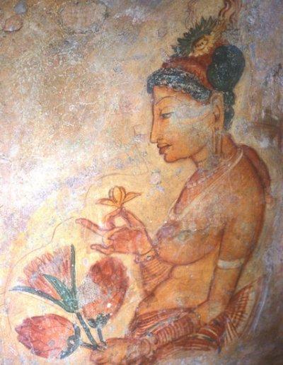 sigiriya_damsels fresco_3
