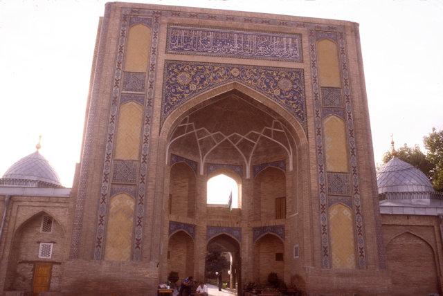tashkent_barak khan madrassah