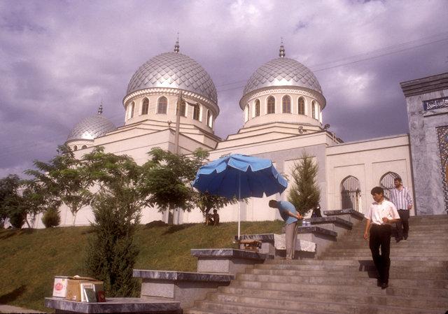tashkent_jumma mosque