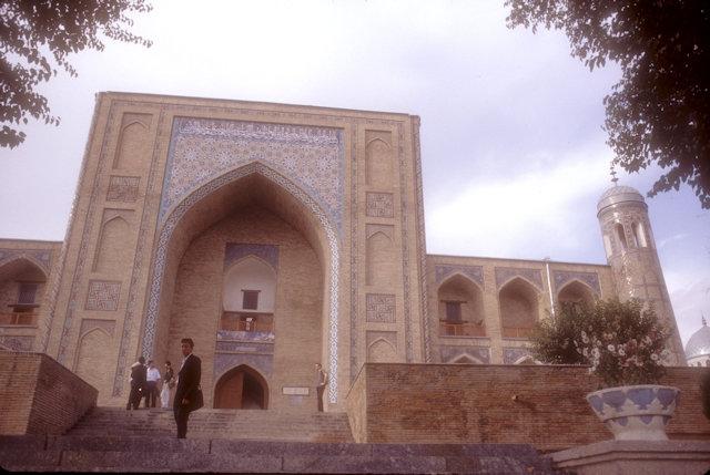 tashkent_kukeldash madrassah
