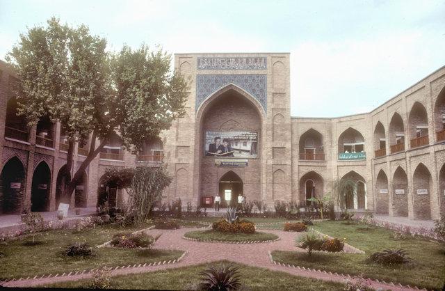tashkent_kukeldash madrassah_2
