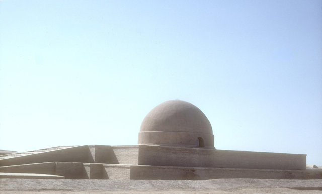 termez_fayaz tepe_buddhist stupa