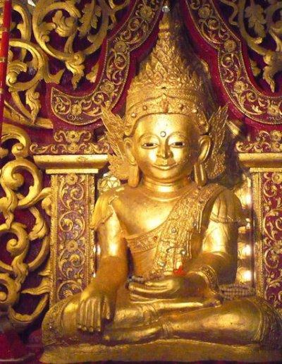 dhanyavati_mahamuni temple