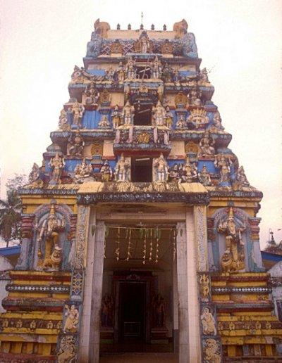 hlegu_hindu temple