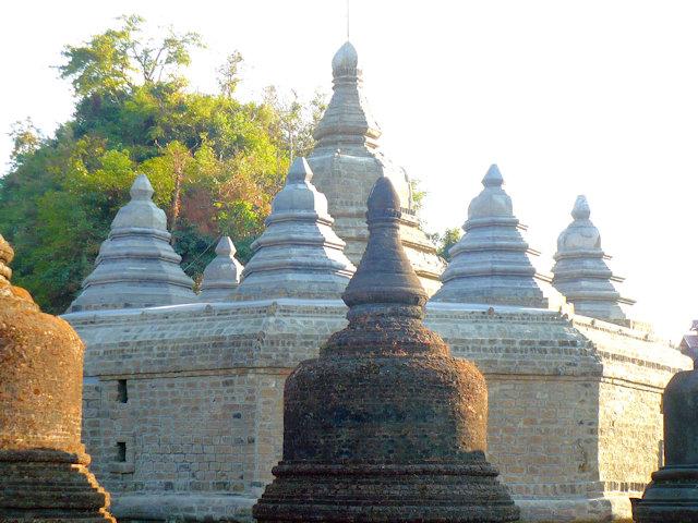 mrauk-u_andaw pagoda