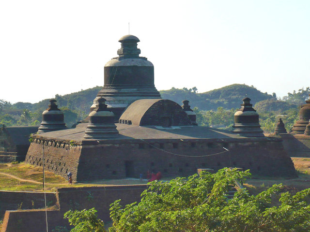 mrauk-u_dukkhanthein pagoda