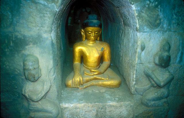 mrauk-u_dukkhanthein pagoda_2