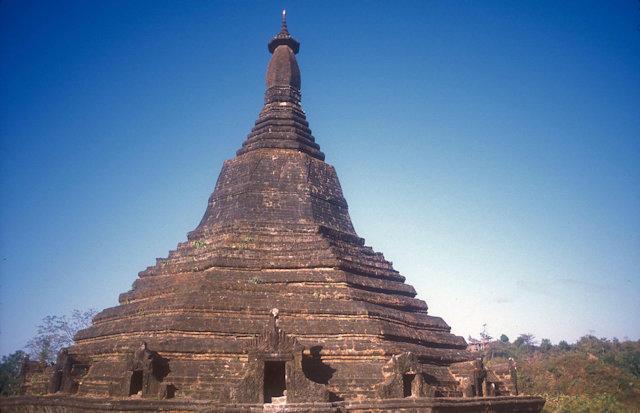mrauk-u_laungbanpyauk pagoda