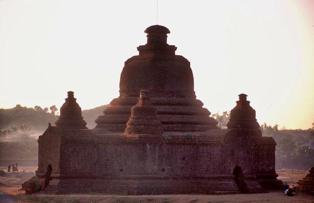 mrauk-u_lemyethna pagoda