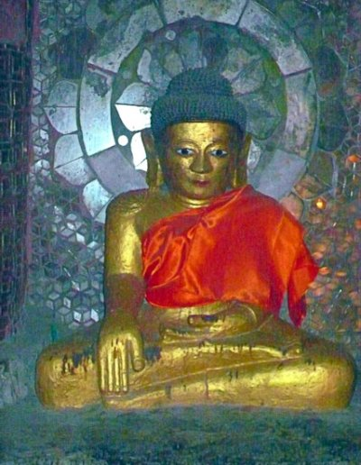 mrauk-u_lokamanaung pagoda_2