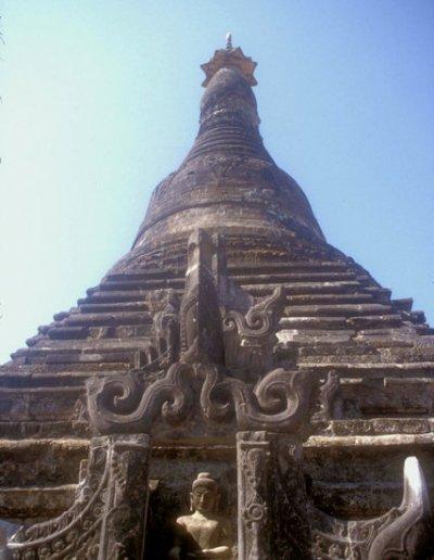 mrauk-u_mongkhong shwedo pagoda_2