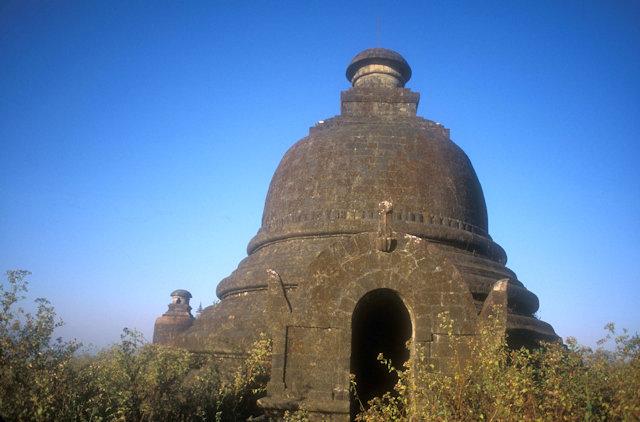 mrauk-u_pagoda