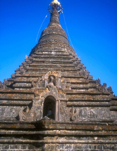 mrauk-u_sakyamanaung pagoda