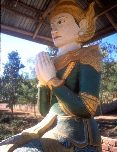 mrauk-u_sakyamanaung pagoda_2