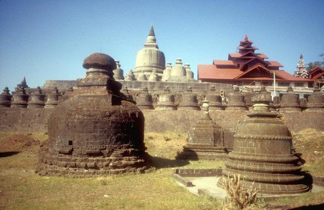 mrauk-u_shittaung pagoda_2