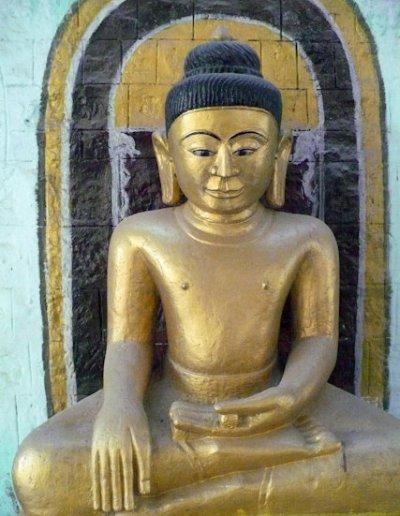 mrauk-u_shittaung pagoda_3