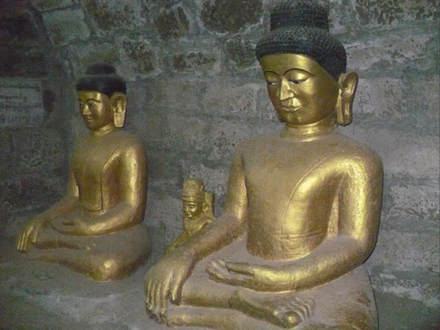 mrauk-u_shittaung pagoda_4
