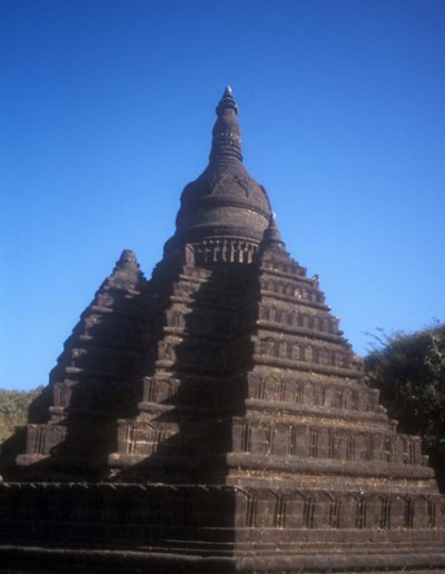 mrauk-u_shwe jatay pagoda