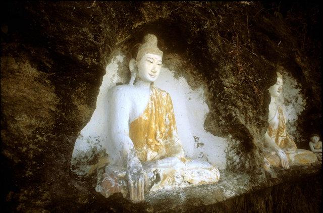 myanaung_gautama hill_buddha images_2