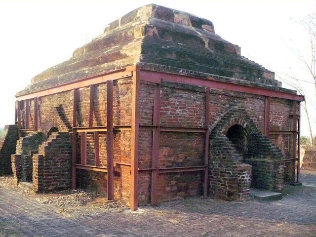 pyay_shri kshetra_lemyethna temple