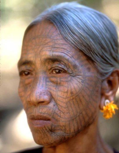 rakhine_chin woman_3