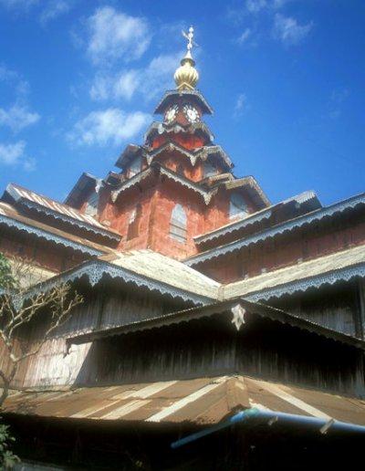 sittwe_kyaw u baw monastery