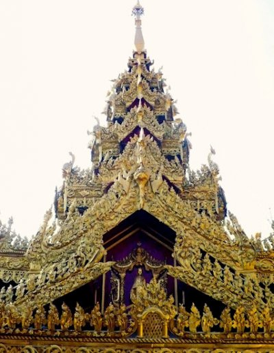sule pagoda_temple roof