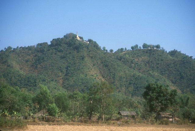 vethali_hill of the buddhist synod