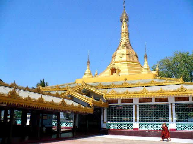 hpa-an_shwe win myaw pagoda