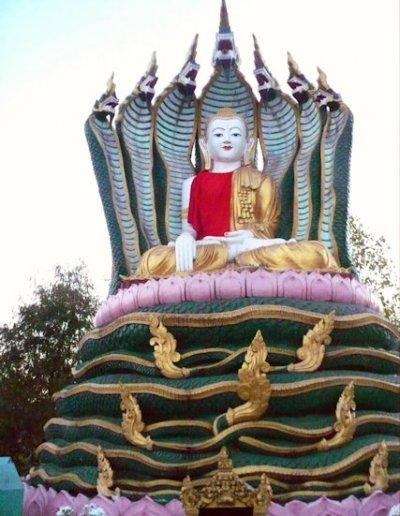 lashio_sasana 2500 pagoda