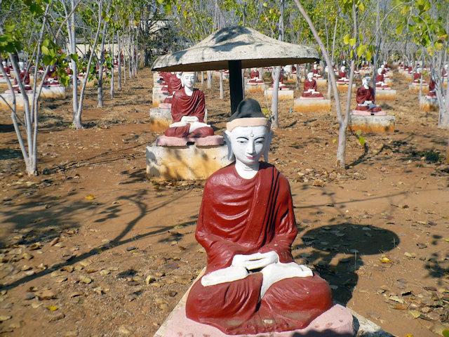 monywa_bodhitataung pagoda