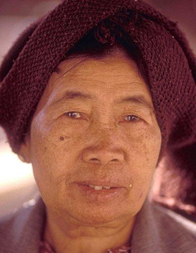 monywa_burmese woman