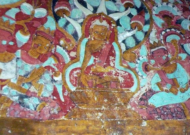 monywa_hpo-win-daung caves_wall painting_7