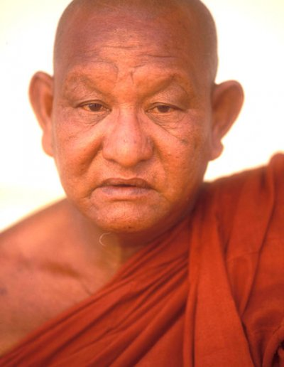 pagan_buddhist monk