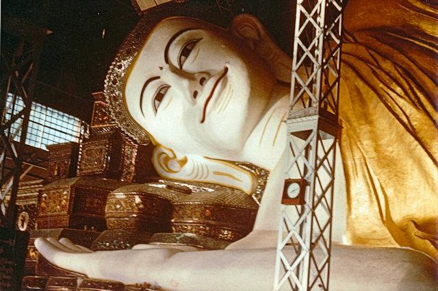 pegu_shwethalyaung buddha