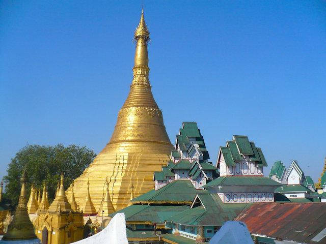 thaton_shwezayan pagoda